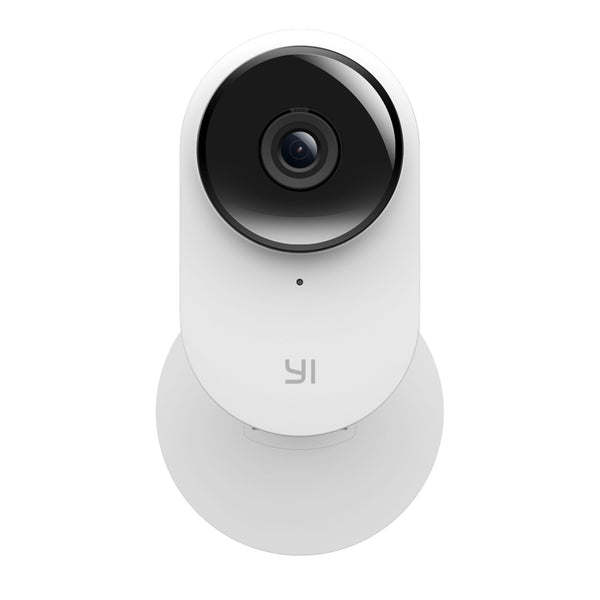 YI Home Camera 2 and 32GB Micro SD Card (White)