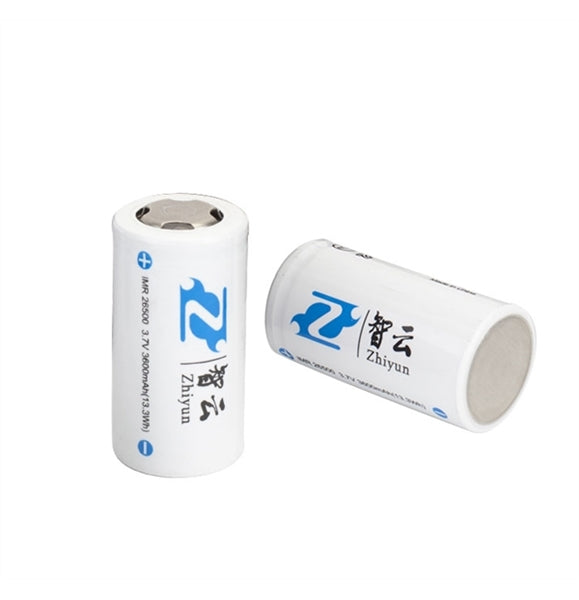 Zhiyun Tech 26500 3600 mAh Li-ion battery