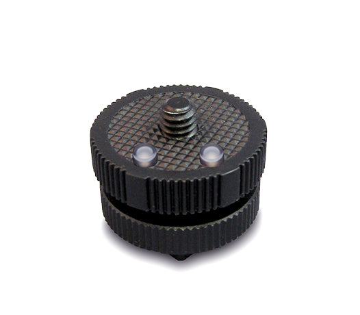 Zoom Hot Shoe to 1-4-Inch Adapter