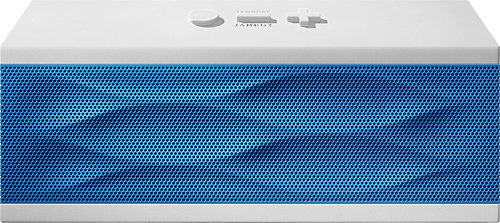 Jawbone Bluetooth Speaker Special Edition White-blue