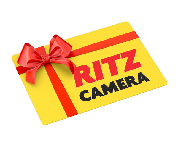 Ritz E-Gift Cards - Delivered By Email