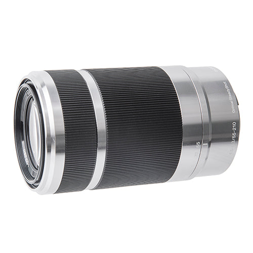 Sony 55-210mm f-4.5-6.3 Zoom Lens
