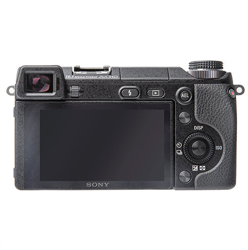 Sony Alpha NEX-6 with 16-50mm f-3.5-5.6 OSS Retractable Zoom Lens