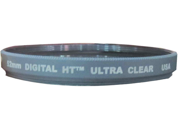 Tiffen 52mm HT Ultra Clear Titanium