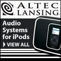 Altec Lansing - Audio Systems for iPods