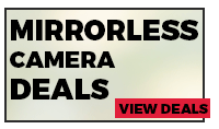 Mirrorless Camera Deals