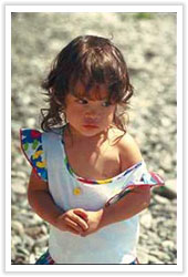 NYI - Little Girl on Beach