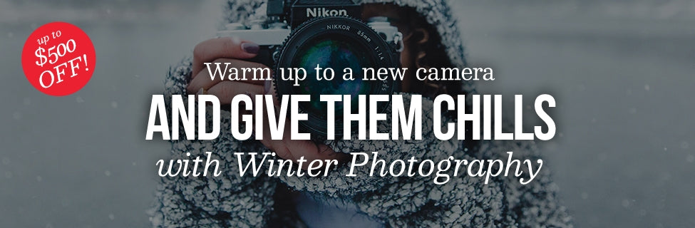 Cold Weather Photography