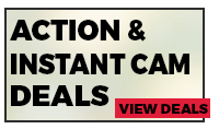 Action and Instant Cameras Deals