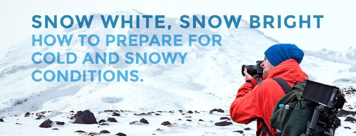 Snow white, snow bright How to prepare for cold and snowy conditions.