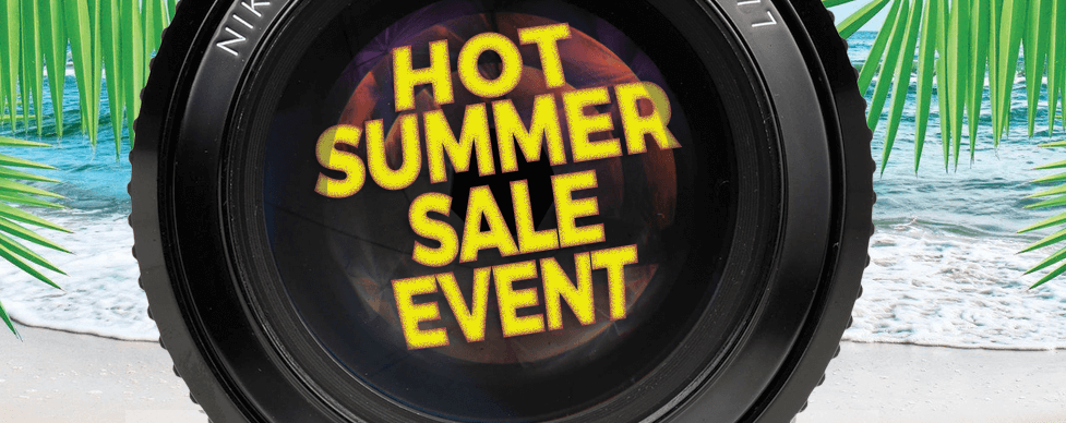 Hot Summer Camera deals