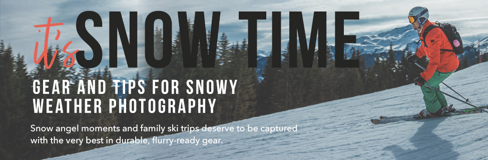 Winter Snow Photography Tips and Gear