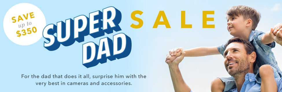 fathers day 2018 gift camera sale