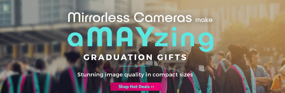 Graduation Gift Sale. For A Limited Time Only.