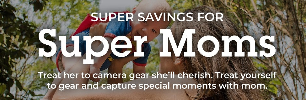 Mothers Day Camera Sale