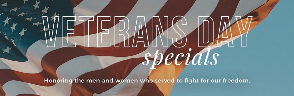 Veterans Day Photography gear sale