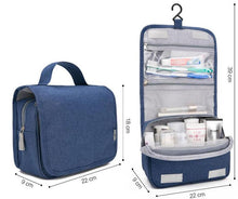 Load image into Gallery viewer, Travel toiletry bag