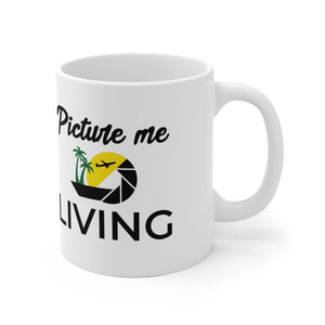 Customized PML Logo Coffee Mug