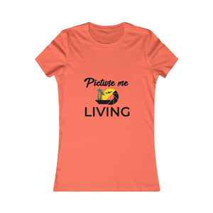 Women's PML Logo (Color) Favorite Tee