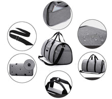 Load image into Gallery viewer, Easy Access Garment/Duffle Bag