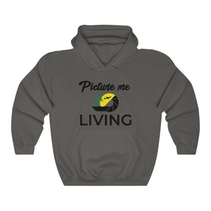 Picture Me Living Logo Hoodie