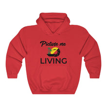 Load image into Gallery viewer, Picture Me Living Logo Hoodie