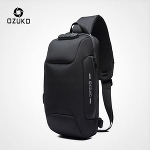 OZUKO Waterproof Messenger Bag