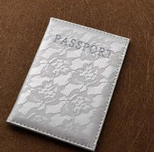 Luxury Elegant Passport Cover