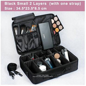 Travel Makeup Organizer