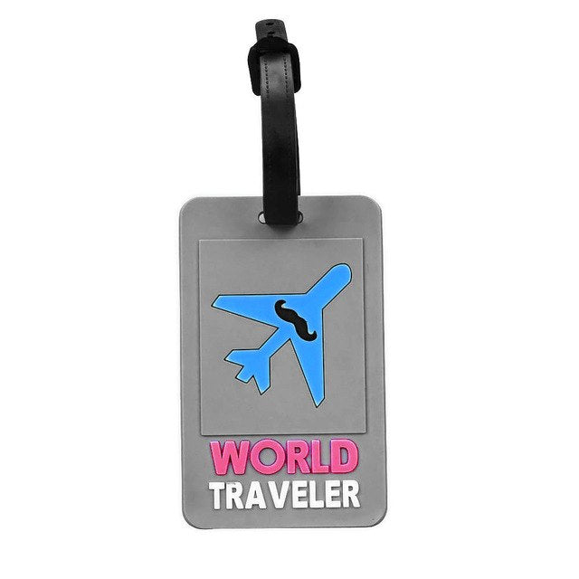 Travel Suitcase & Luggage ID