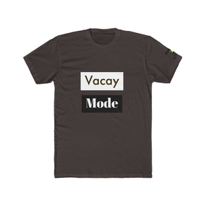 Vacay Mode Men's Cotton Crew Tee