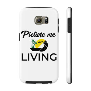 PML Logo Case Mate Tough Phone Cases