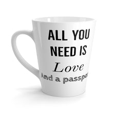 Load image into Gallery viewer, Customized Love Latte mug