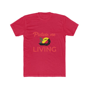 Red PML Logo shirt with #PML