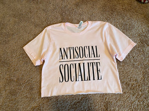 AntiSocial Crop