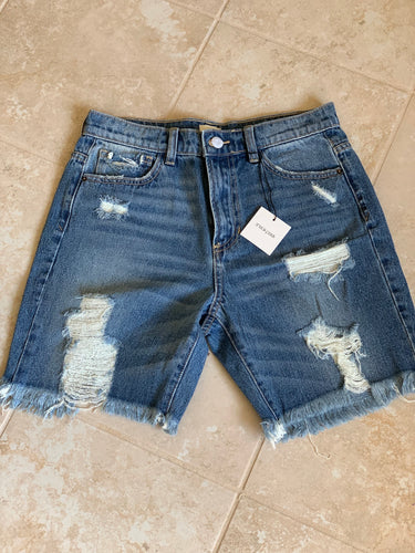 Excursion Denim Shorts