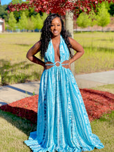 Load image into Gallery viewer, Ocean Maxi Dress