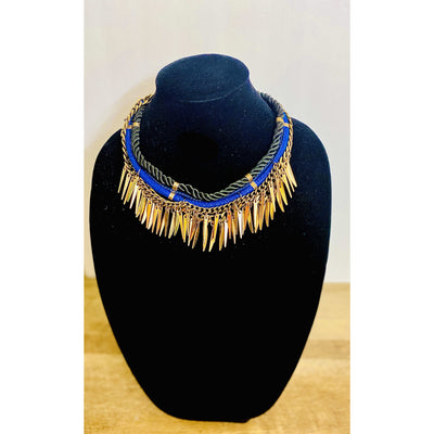 Rope Collar Necklace Set