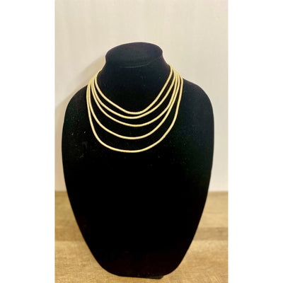 Kijana Goddess Collar Necklace
