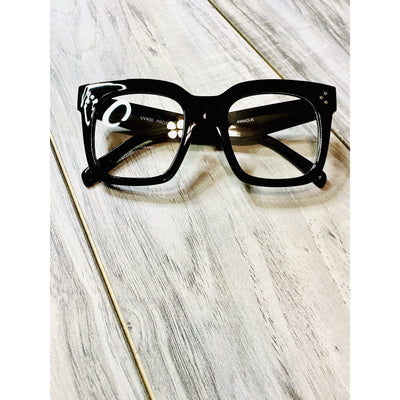 Jola Oversized Square Fashion Eyewear - Goddess House of Glam Boutique