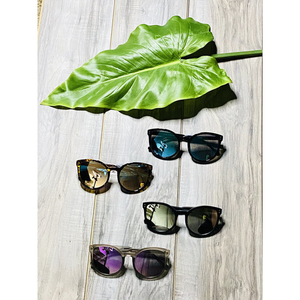 Nova Cateye Sunnies - Goddess House of Glam Boutique