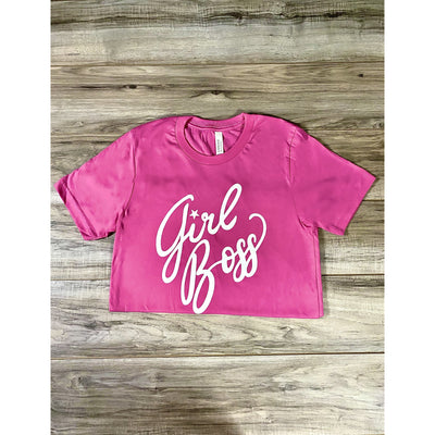 Glam Goddess GirlBoss T-Shirt - Goddess House of Glam Boutique