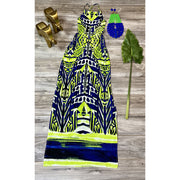 Safara Crossbody Sundress - Goddess House of Glam Boutique