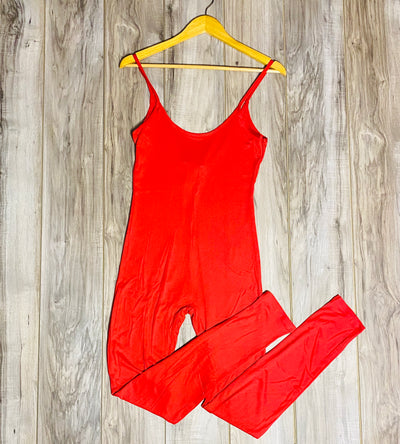 Adah Bodycon Cami Jumpsuit