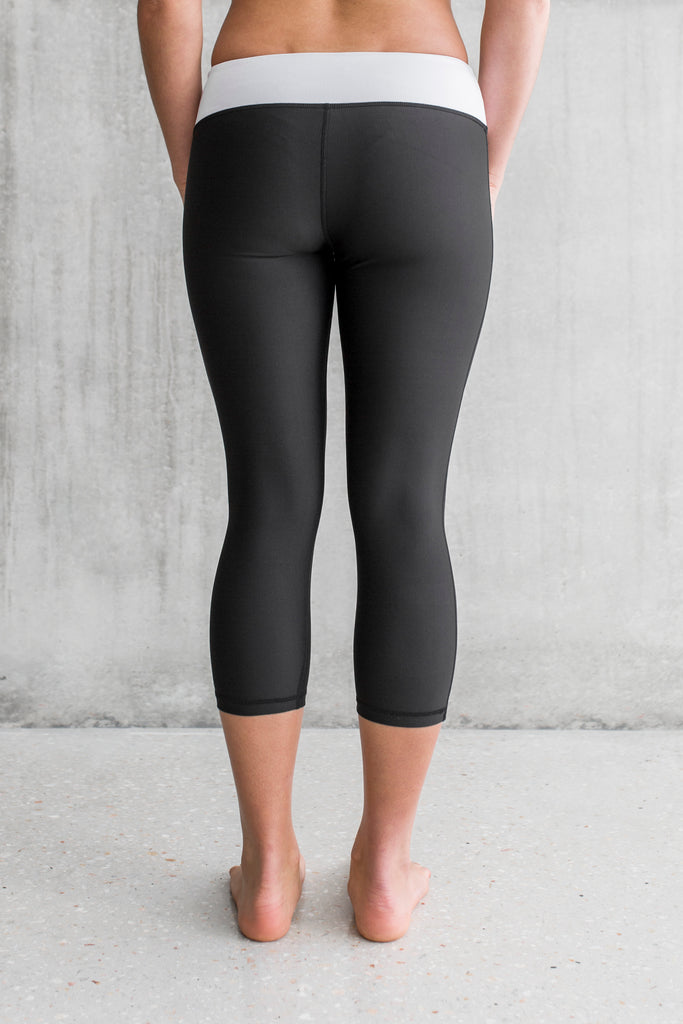 Capri Legging Black