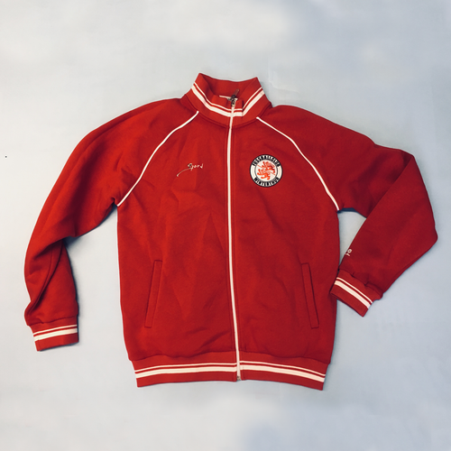 FCW Retro-Trainerjacke