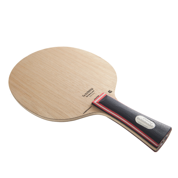 Stiga Carbonado 45 Table Tennis & Ping Pong Blade - Master (FL) Handle Type