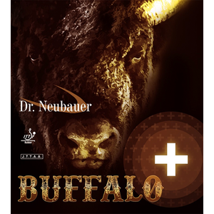 Dr.Neubauer Buffalo Plus Table Tennis & Ping Pong Rubber, Pick Color & Thickness