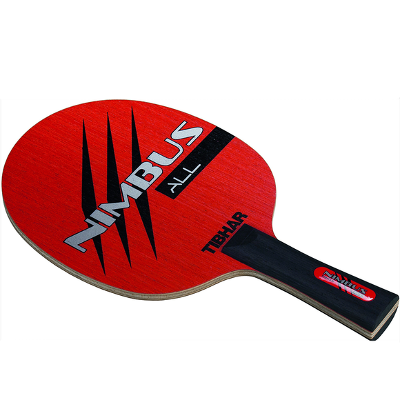 Tibhar Nimbus All Table Tennis & Ping Pong Blade, Authentic, Choose Handle Type