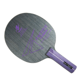 Nittaku Factive Carbon Table Tennis & Ping Pong Blade, Choose Your Handle Type